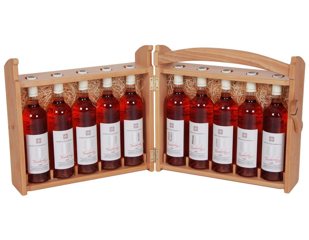 Kazeta na víno 515