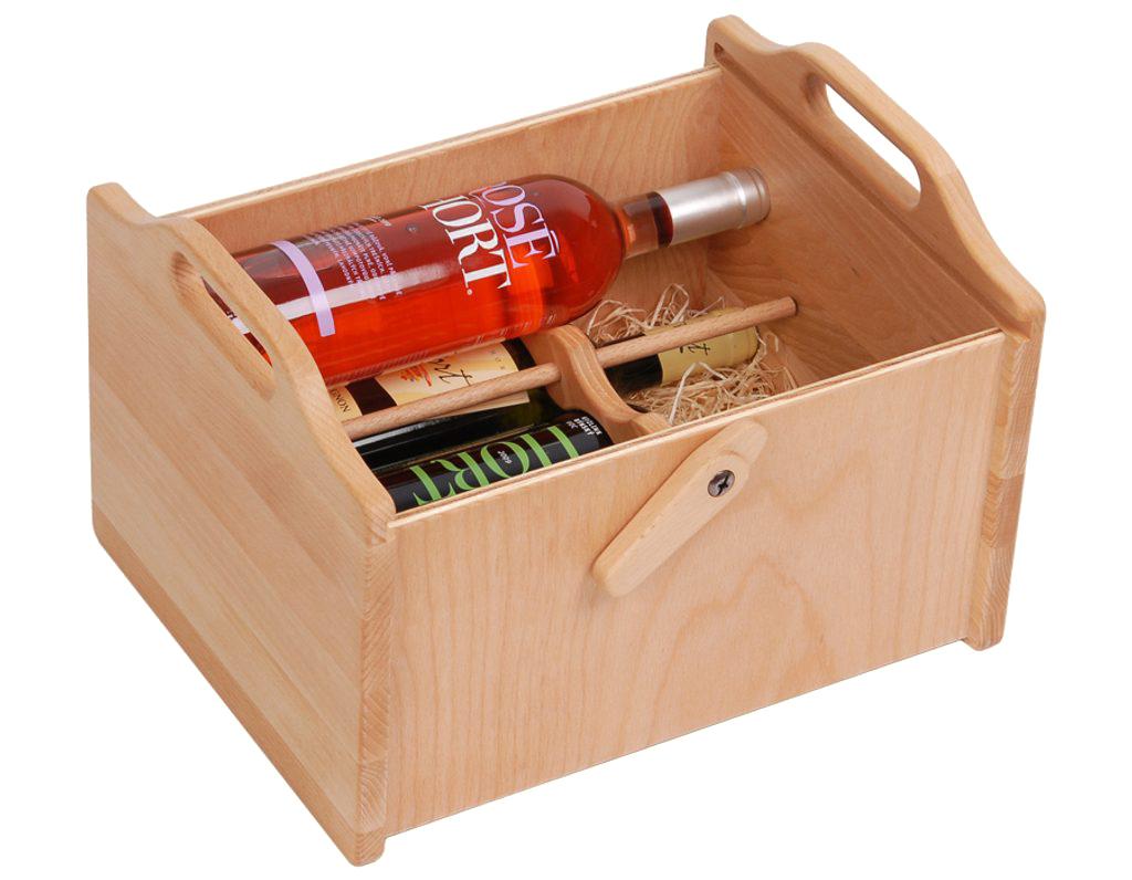 Bedna na víno 545 - 6 lahví