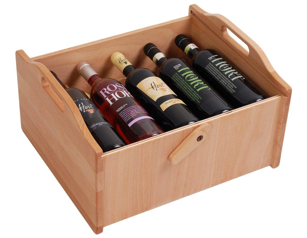 Bedna na víno 547 - 10 lahví