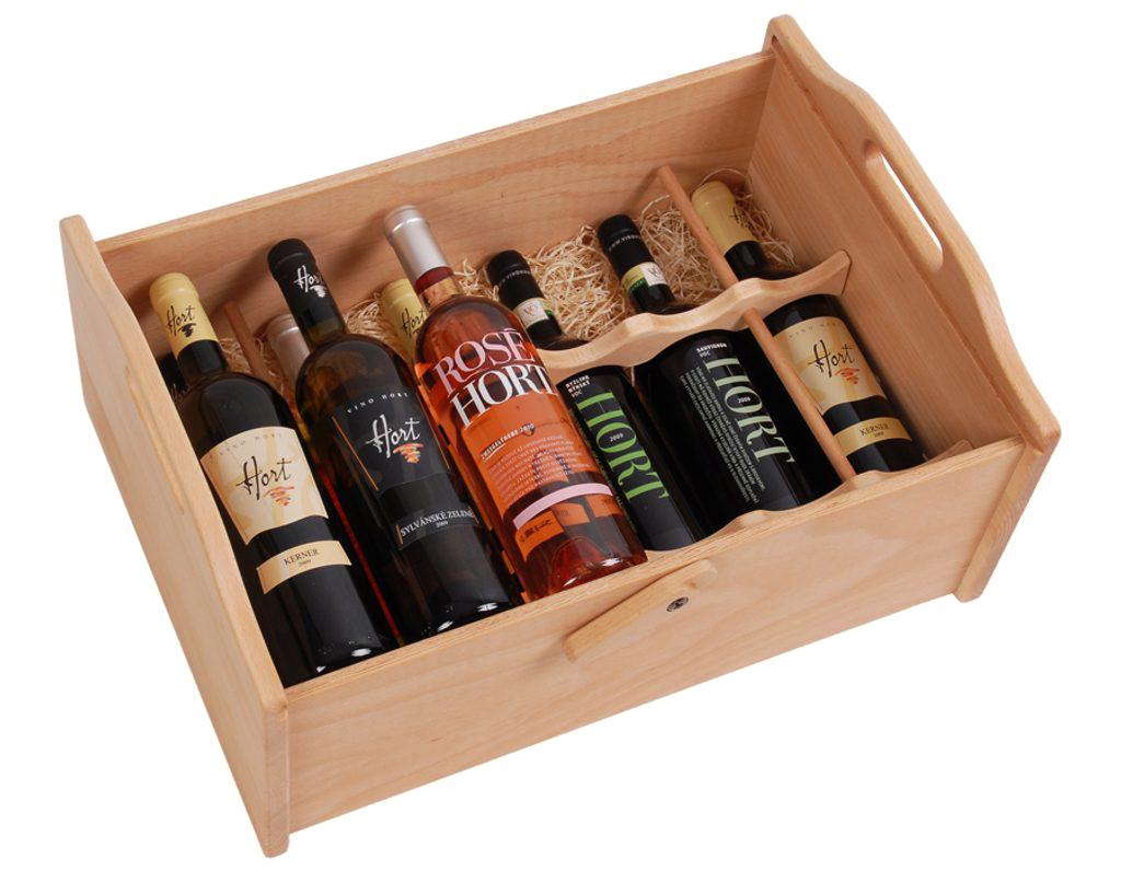 Bedna na víno 548 - 12 lahví