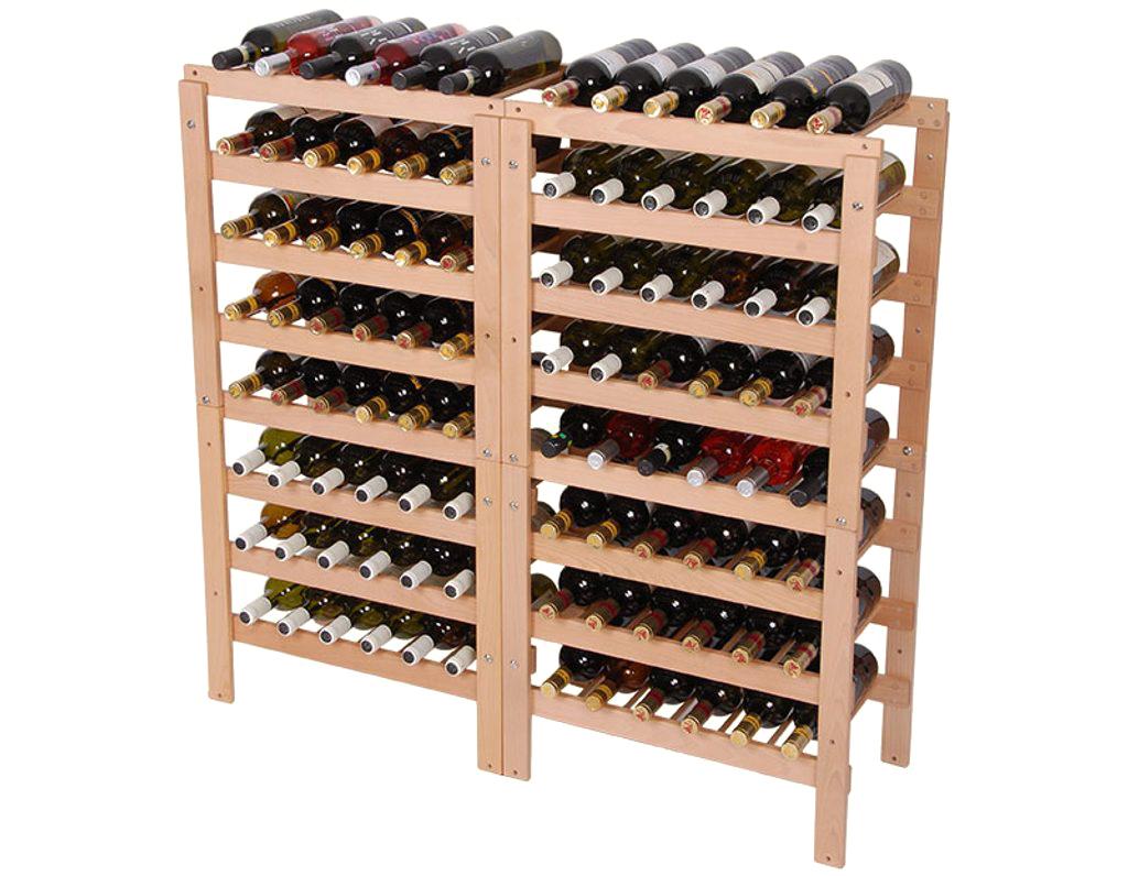 Stohovatelný stojan na víno 672